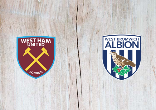 West Ham United vs West Bromwich Albion -Highlights 19 January 2021