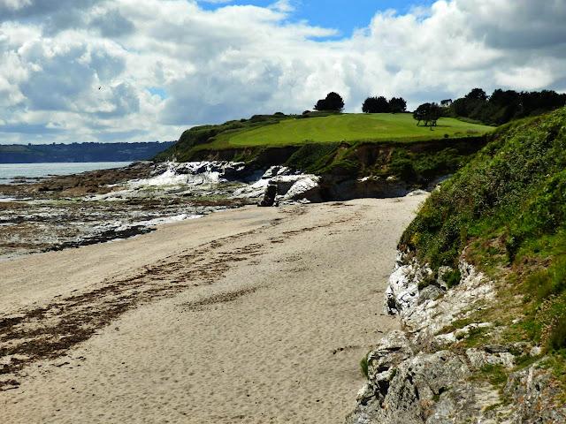 Spit Beach, Par, Cornwall