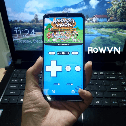 gb aowvn gia lap gba viet hoa aowvn%2B%25285%2529 - [HOT] GB AowVN - Giả lập GBA cho Android Việt Hóa | Giao diện cực đẹp