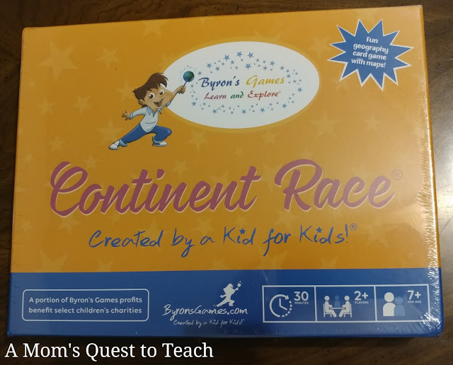 Box of Continent Race