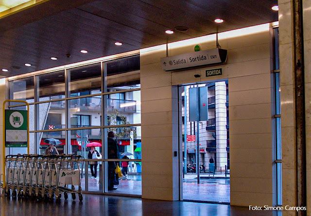 Estação ferroviária de Girona, Catalunha
