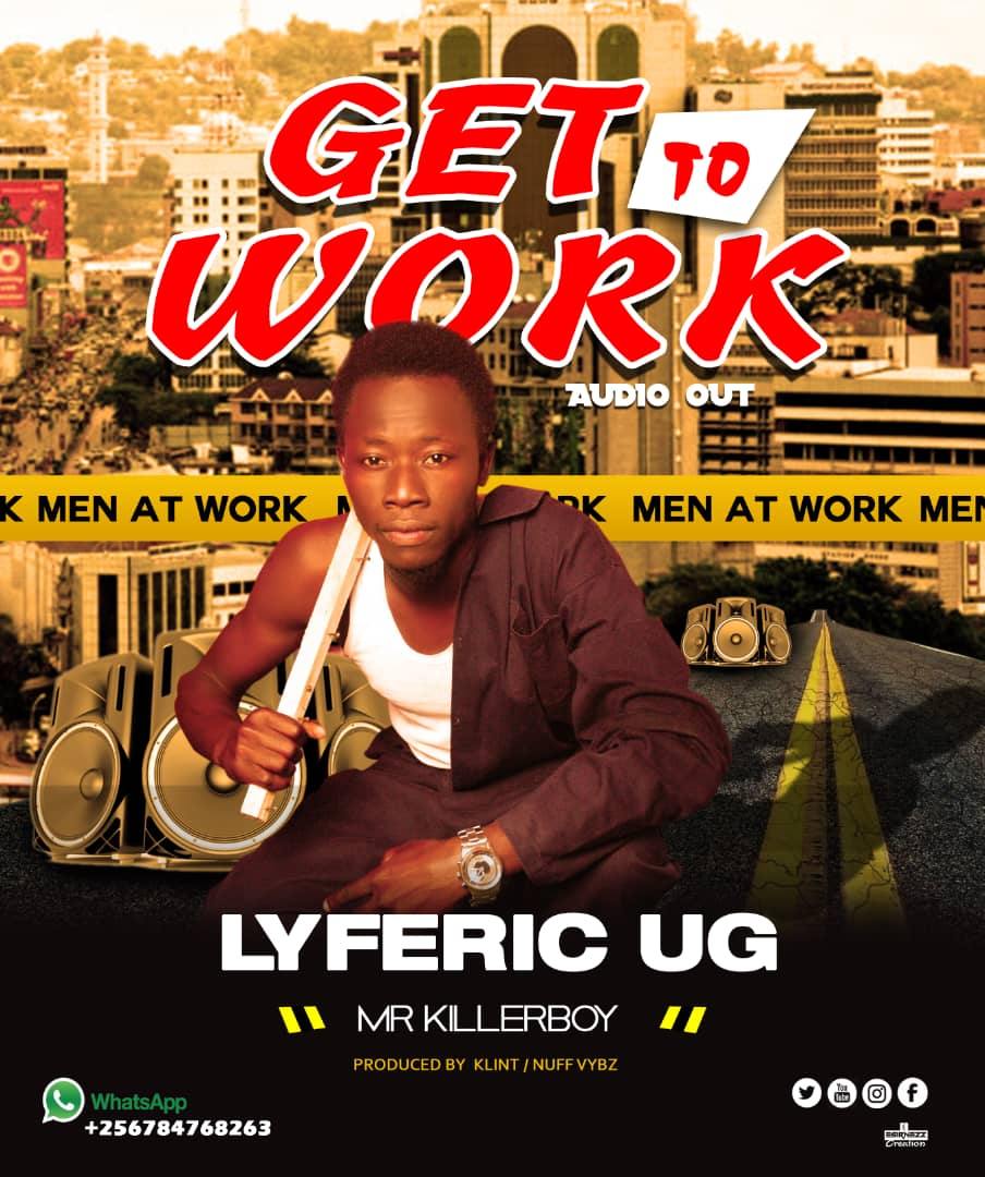 [AUDIO]  Lyferic UG - Get To Work