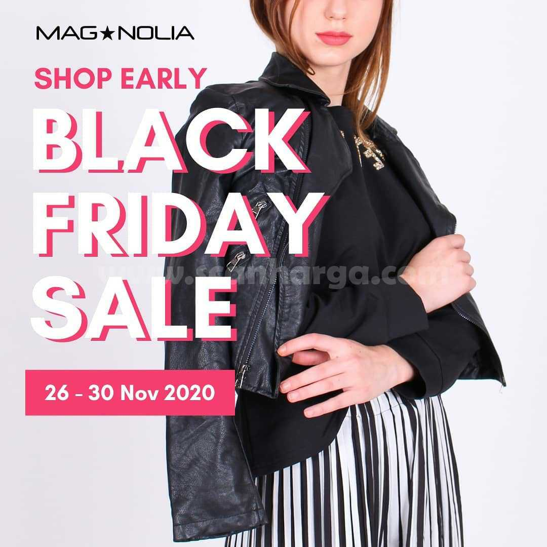 Magnolia Promo Black Friday Sale Disc up to 50% Off