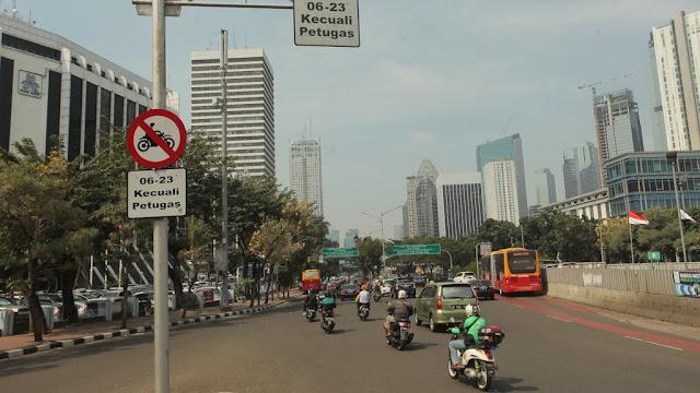 MA Tolak Pembatasan Motor di Thamrin, Sandiaga: Sudah Terprediksi