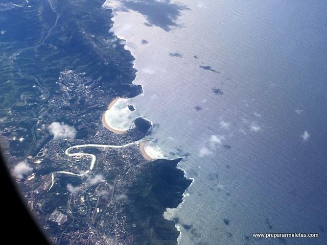 Playa de la concha San Sebastian