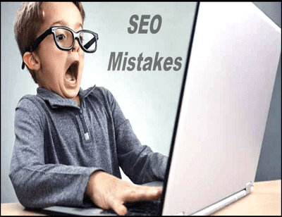 Most Common Mistakes Related To SEO