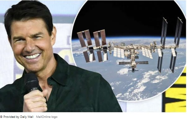 Tom Cruise gets October 2021 for NASA / SpaceX's ISS voyage