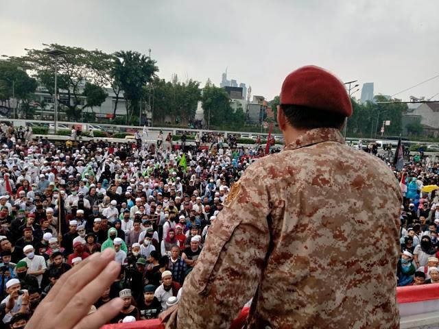 ANAK NKRI: Siapkan Apel Siaga Ganyang Komunis, Hidup Mulia atau Mati Syahid!