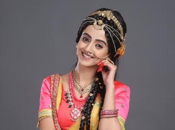 Nama Asli Pemeran Rukmini di Radha Krishna ANTV