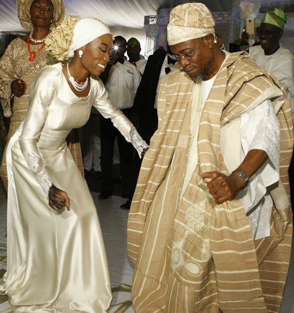 aregbesola daughter wedding