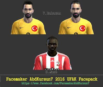 UFAK FACEPACK by AbdKursun7