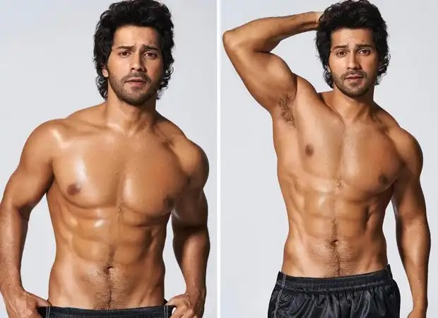 Varun Dhawan flaunts his abs in shirtless pictures
