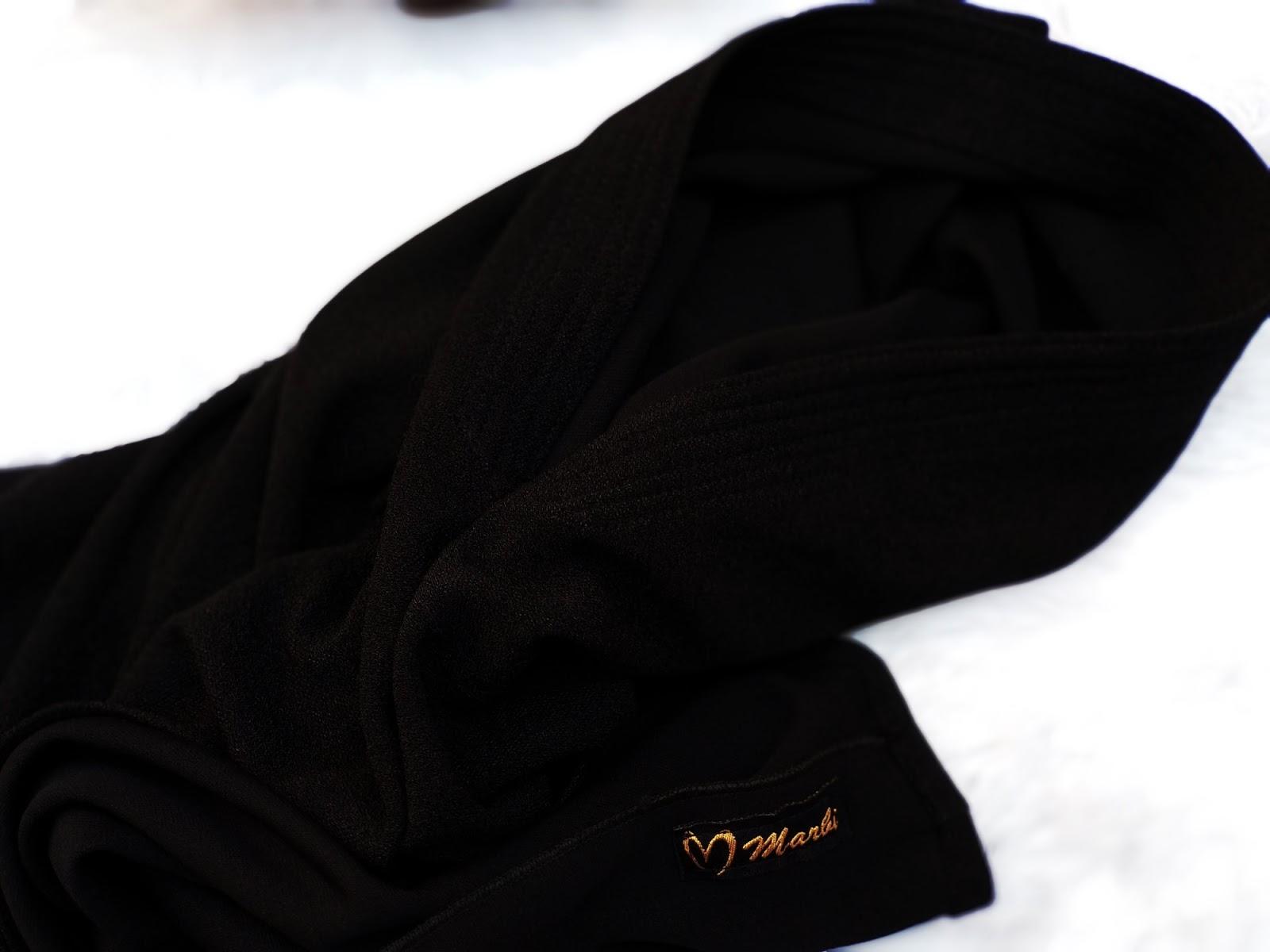 marbi hoodie hijab anti tembem
