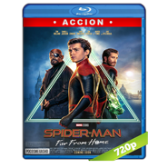 Spider-Man: Lejos de casa (2019) BRRip 720p Audio Dual Latino-Ingles