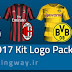 PES 2018/2017 Kit Logo Pack V1.0 By Babaei007 (FIFA18 Style)
