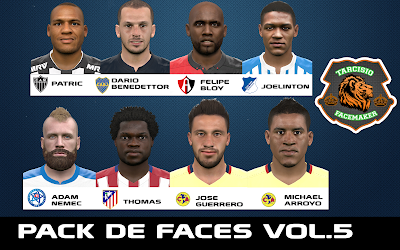 vol.5   By Tarcisio Facemaker