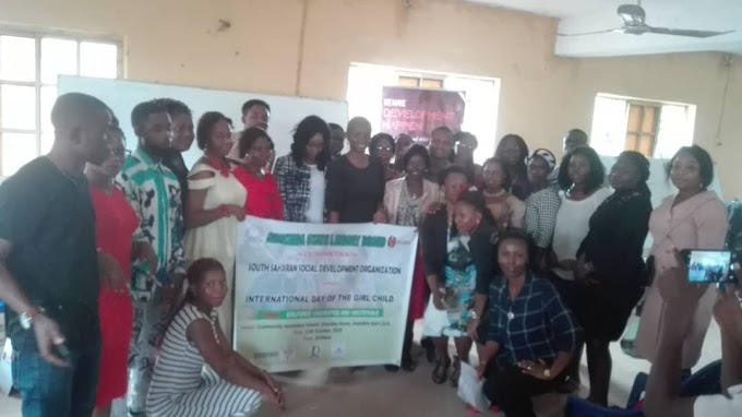 Anambra State Library Board Celebrates 2019 International Day of Girl Child