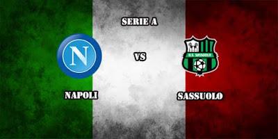 Napoli -Sassuolo Calcio