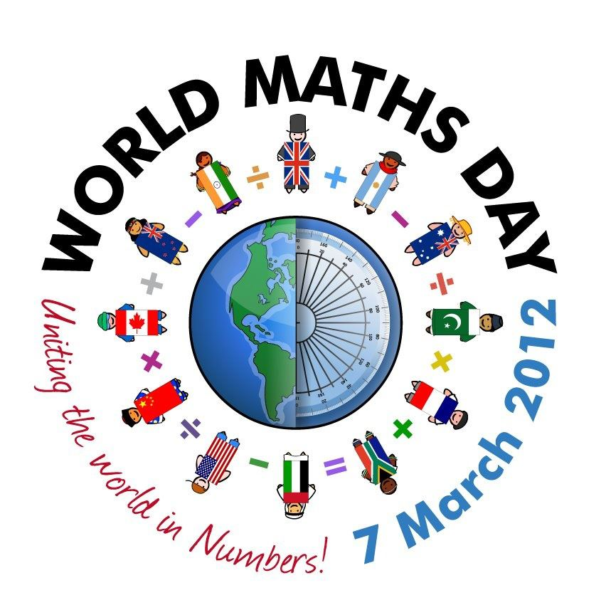 Makassed Erc World Maths Day March 7th 2012