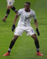Aaron Wan-Bissaka -Machester United defender