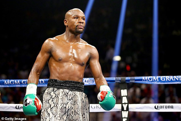 'I'm finished with boxing' - Floyd Mayweather denies claims he could come out of retirement