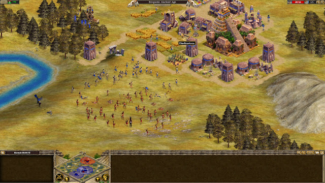 Rise of Nations Extended Edition Full Version Free Download Gameplay