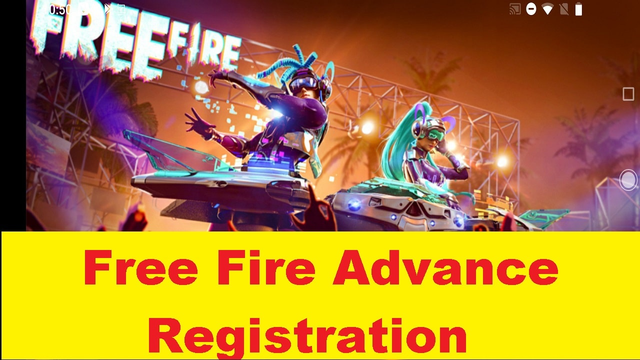 Register and Join Free Fire Advanced Servers thumb