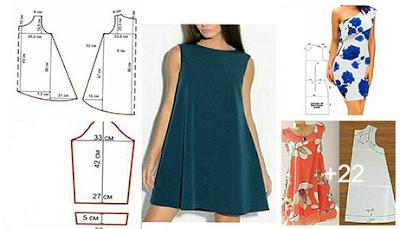 Ideas de costura para hacer tus propios vestidos