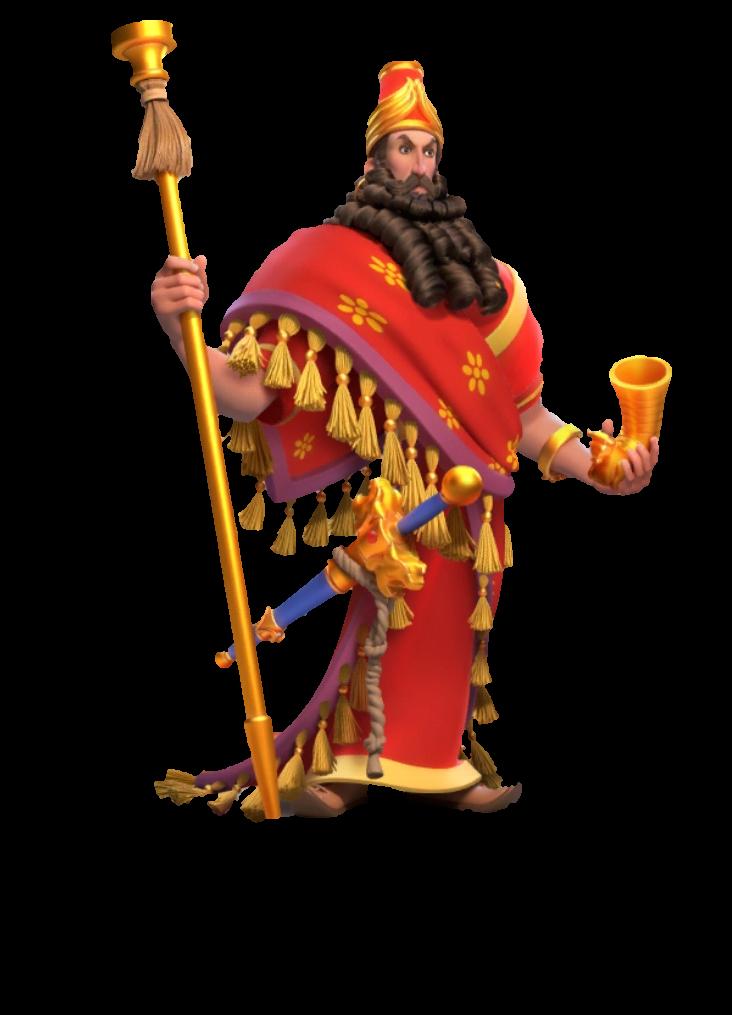 Nebuchadnezzar II rise of kingdoms