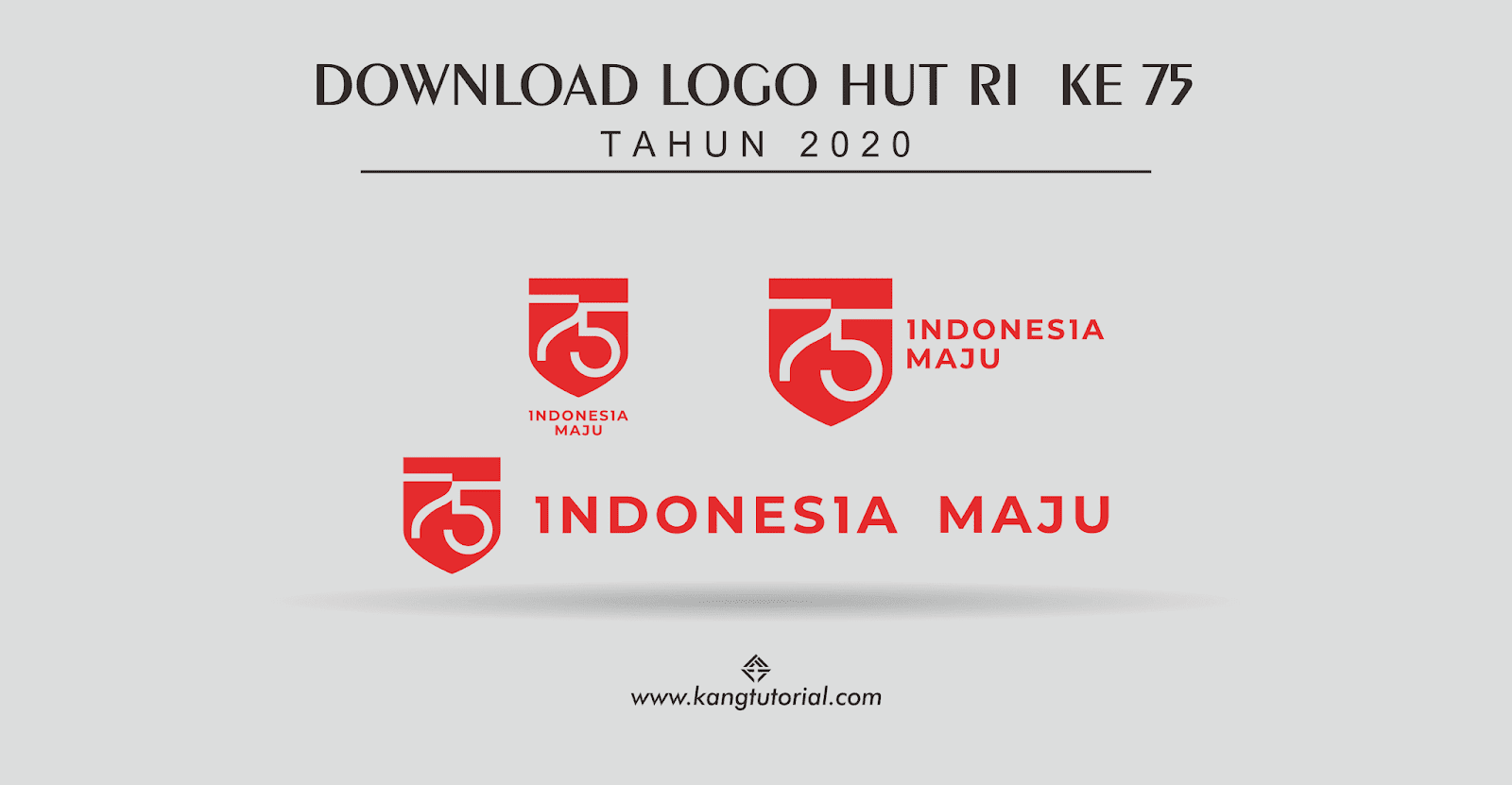 Logo Hut Ri 17 Agustus 2021