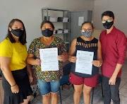 SERVIDORES RECEBEM CONCESSÃO DE APOSENTADORIA DA BOM PRINCÍPIO PREV