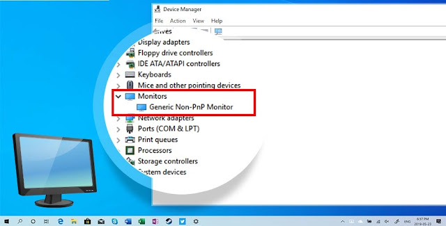 How to Fix the Generic PnP Monitor? [Get It Solved]