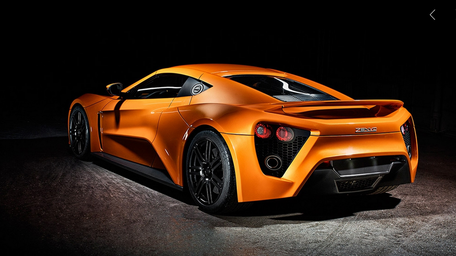 zenvo bringing two new crazy supercars to geneva