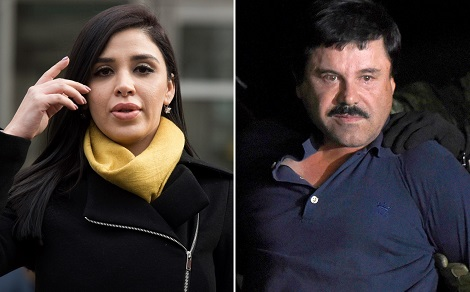 Welcome To Ladun Liadi's Blog: El Chapo's wife, Emma Coronel busted for  drug trafficking in US