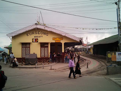 Kurseong Railway Station