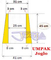 sketsa atau desain umpak batu alam (batu candi / batu hitam) untuk rumah joglo, gazebo, limasan, tiang lampu dll
