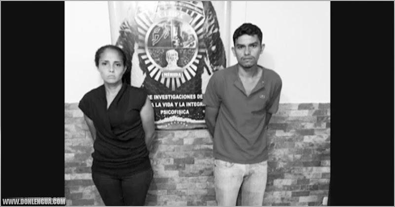 Pareja detenida en Mérida por aplicar descargas eléctricas a sus hijos pequeños