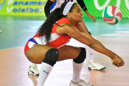 Cuba no pudo mantener vivas sus posibilidades de cupos para los juegos continentales de Lima 2019 al caer frente a Colombia en tres parciales