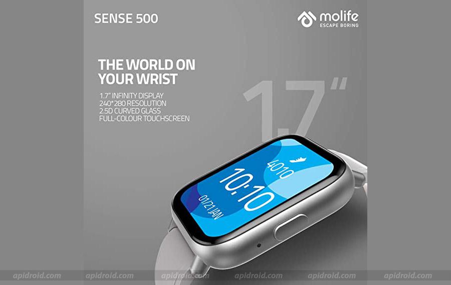 molife sense 500