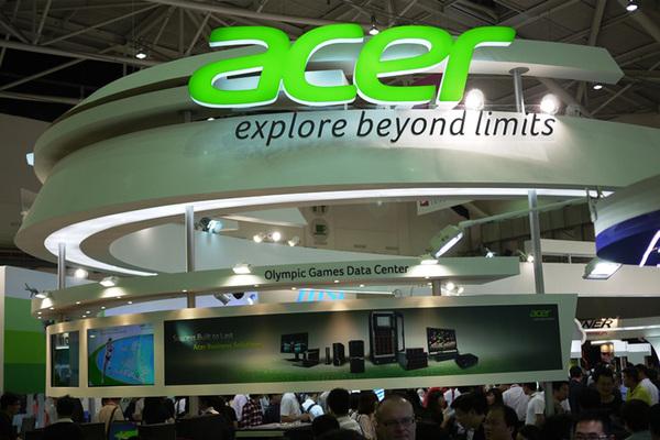 شركة Acer تتخلى عن مشروعها الطموح