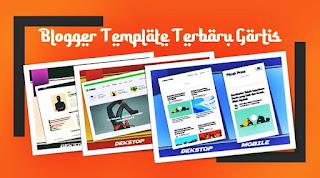 template blogger gratis terbaru keren