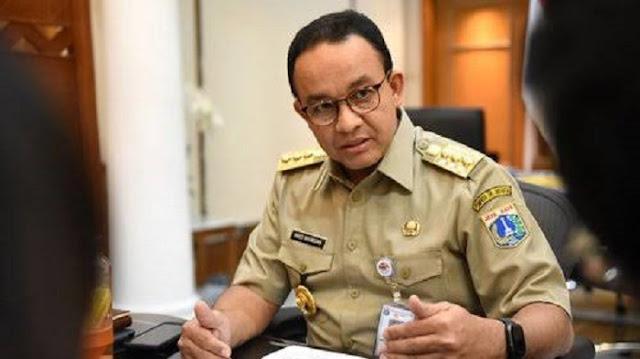 Alasan Gubernur Anies Ogah Pakai Istilah New Normal