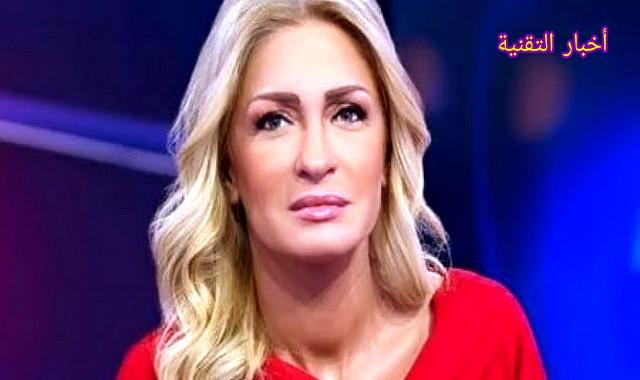 وفاة الاعلامية اللبنانية نجوى قاسم مذيعة قناة العربية