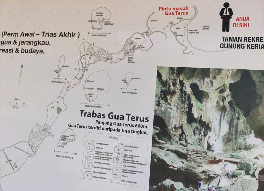 Menarik di Gunung Keriang, Alor Setar, Kedah