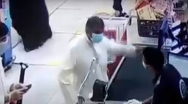كاتبة كويتية عن واقعه التعدى على مصري إحنا آسفين والمعتدي متعاطي مخدرات
