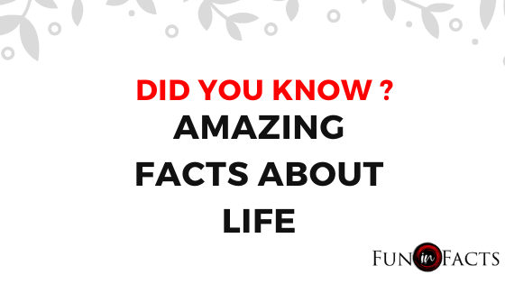 Facts About Life you will not Believe You Didn't Already Know