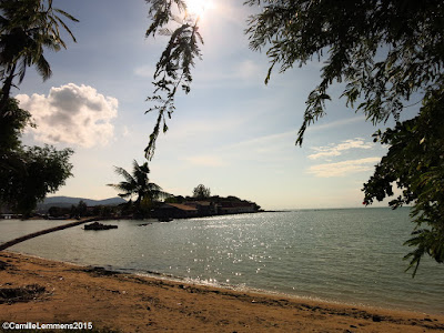 Koh Samui, Thailand daily weather update; 3rd September, 2015