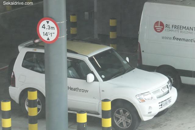 三菱自動車SHOGUN将軍-PAJERO