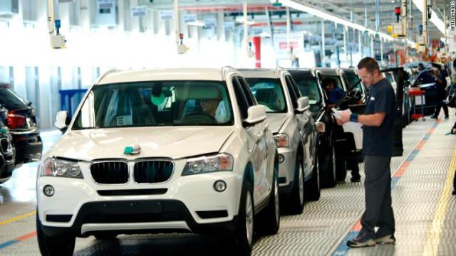 """Alemania enfrenta la """"peor recesión"""" en la historia de posguerra"""