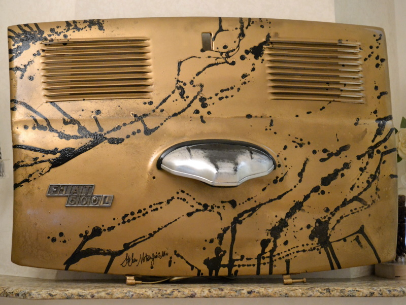The Automotive Art of Stefano Notargiacomo